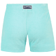 Girls Others Solid - Girls Terry Cloth Shortie Solid, Lagoon back