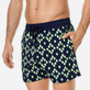 Men Stretch classic Printed - Men Swimwear Glow in the dark Stretch Squad Turtles, Navy supp1