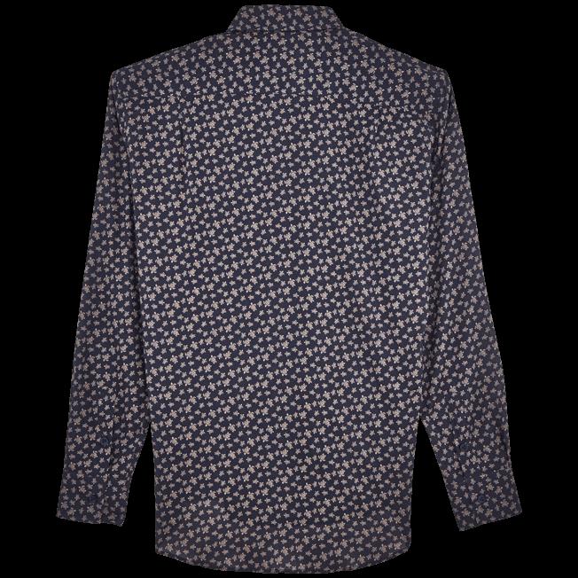 Vilebrequin - Micro Ronde des Tortues Cotton veil shirt - 2