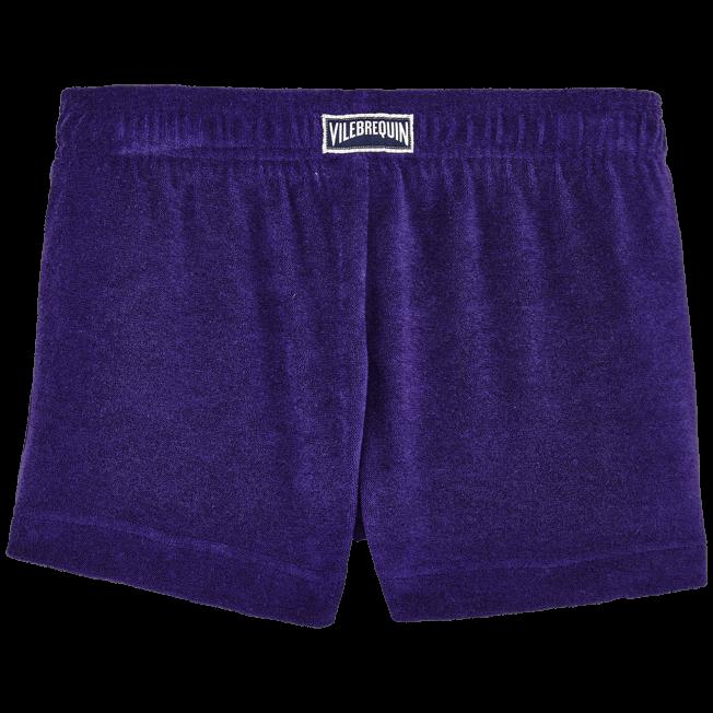 Vilebrequin - Girls Terry Cloth Shortie Solid - 2