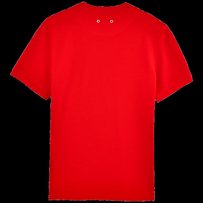Vilebrequin - Camiseta en piqué de algodón liso - 2