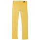 Homme 111 Uni - Pantalon Homme 5 poches Lyocell, Curry back