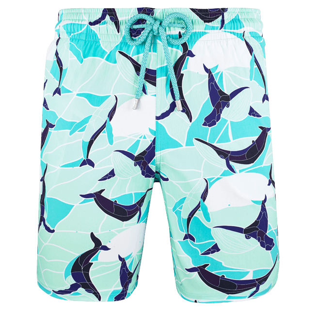 Vilebrequin - Maillot de bain Stretch Homme Magic Whales - 1