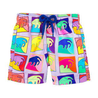 Boys Others Printed - Alex Israel - Limited Edition Boy Swimwear, Unique front