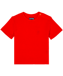 Boys Others Solid - Boys T-Shirt Terry Cloth Solid, Medlar front