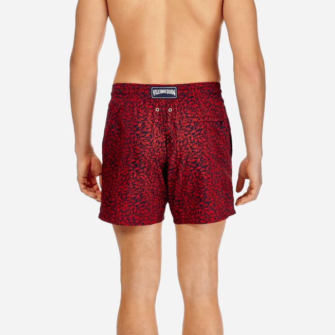 Vilebrequin - Men Lightweight and Packable Swimwear Mini Fish - 6