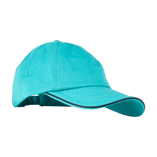 Others Solid - Kids Cap Solid, Veronese green front