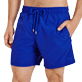 Men Classic Magique - Men Swimtrunks Water-reactive Crabs, Royal blue supp1