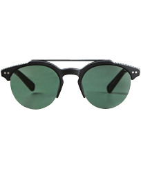 Others Solid - Unisex Sunglasses Khaki Mono Matt, Black front