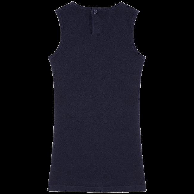Vilebrequin - Robe sans manches Éponge Unie - 2