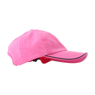 Others Solid - Kids Cap Solid, Hibiscus front