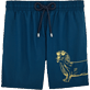 Men Classic / Moorea Embroidered - Sunny Dog Embroidered Swimshort, Spray front
