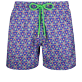 Men Ultra-light classique Printed - Men Swimwear Ultra-light and packable Indian Ceramic, Madras front