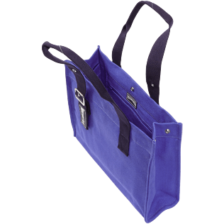 Others Solid - Unisex Small Beach Bag Solid, Royal blue backworn