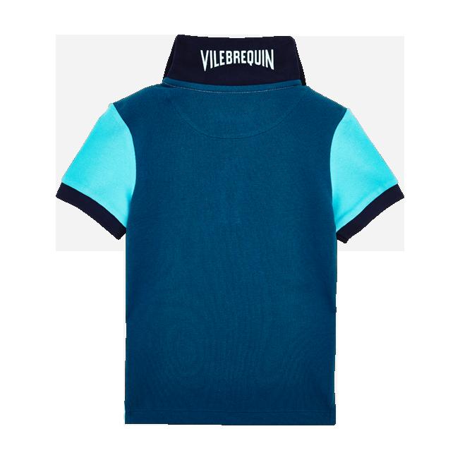 Vilebrequin - Polo en piqué de coton - 2