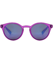 Others Solid - Unisex Floaty Sunglasses Solid, Orchid front