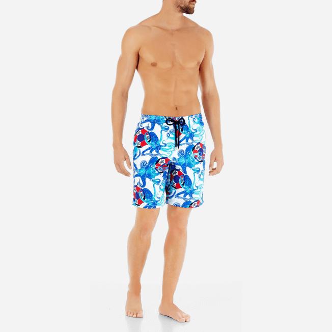 Vilebrequin - Bañador con estampado Soccer Turtles para hombre - 3