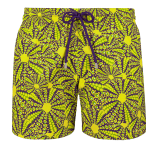 Men Stretch classic Printed - Men Stretch swimtrunks Oursinade, Acacia front