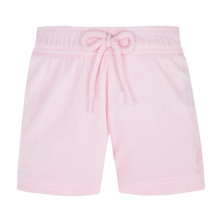 Girls Others Solid - Girls Terry Cloth Shortie Solid, Ballet shoe front