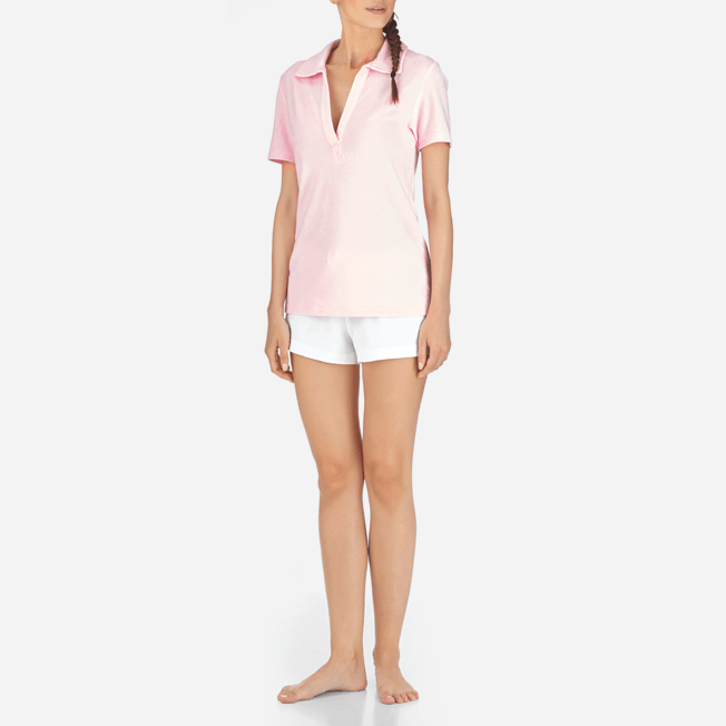 Vilebrequin - Women Terry Cloth Polo shirt Solid - 3