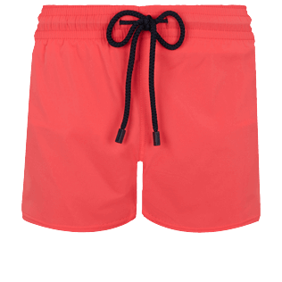 Men Short classic Solid - Men Swimwear Short and Fitted Stretch Solid, Masala front