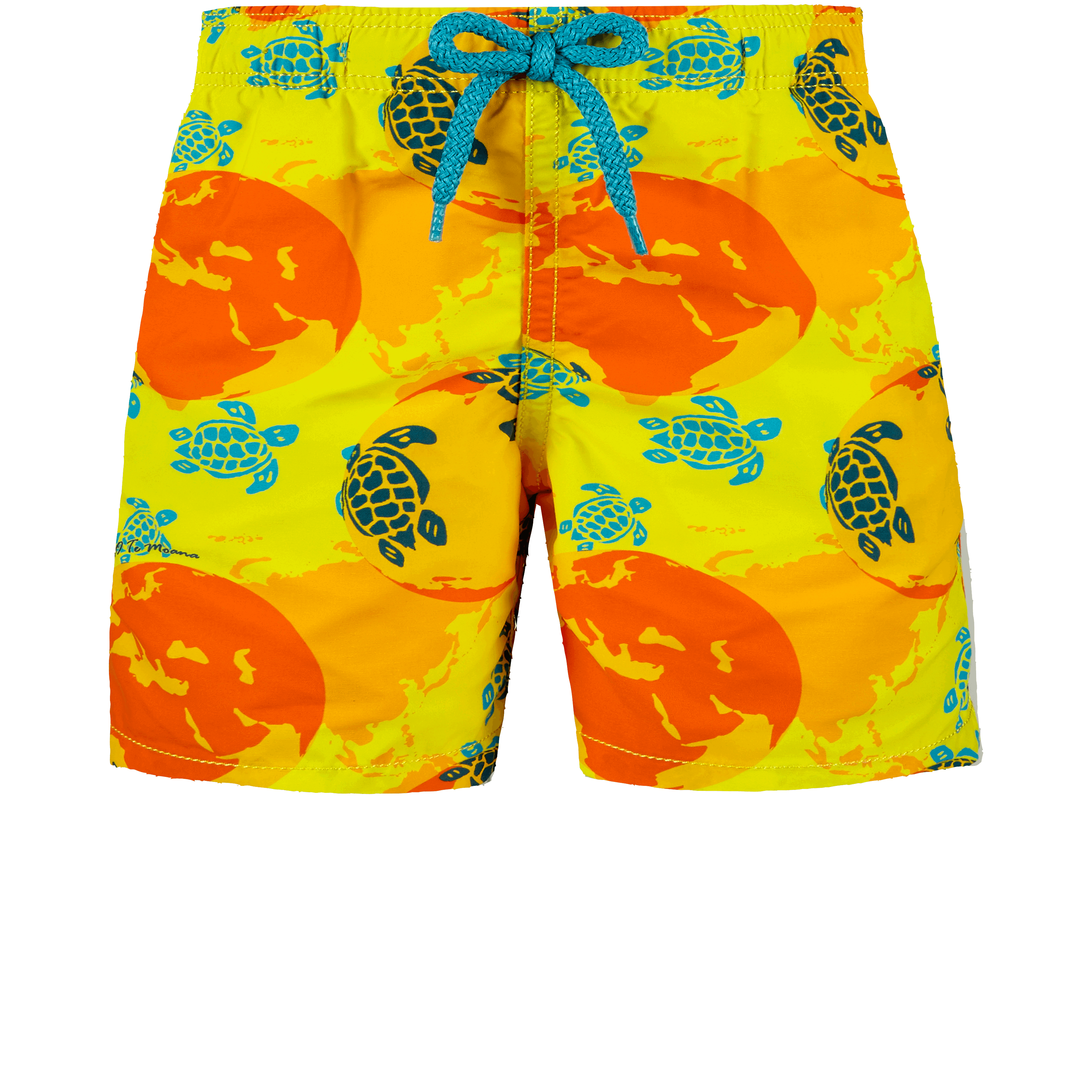 VILEBREQUIN | Boys Swimwear - Boys Swimwear Mappemonde Dots - Te Mana o Te Moana - SWIMMING TRUNK - JIM - - 14 - Vilebrequin | Goxip