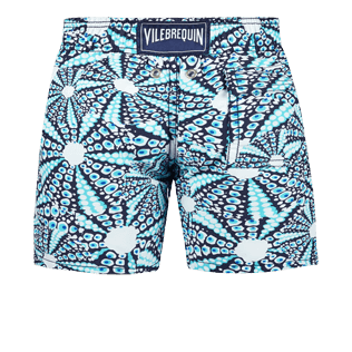 Boys Others Printed - Boys swimtrunks Oursinade, Navy back