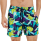 Men Classic Printed - Men Swimtrunks Koalas, Navy supp1