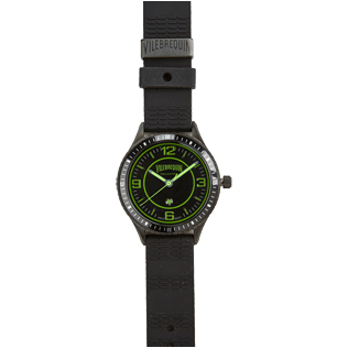 Others Solid - Scuba Black Watch, Black front