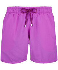 Men Classic Solid - Men Swimwear Solid, Orchid front