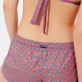 Women Others Printed - Women Swim Short Indian Ceramic, Pink berries supp1