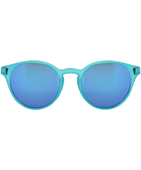 Others Solid - Unisex Floaty Sunglasses Solid, Light azure front