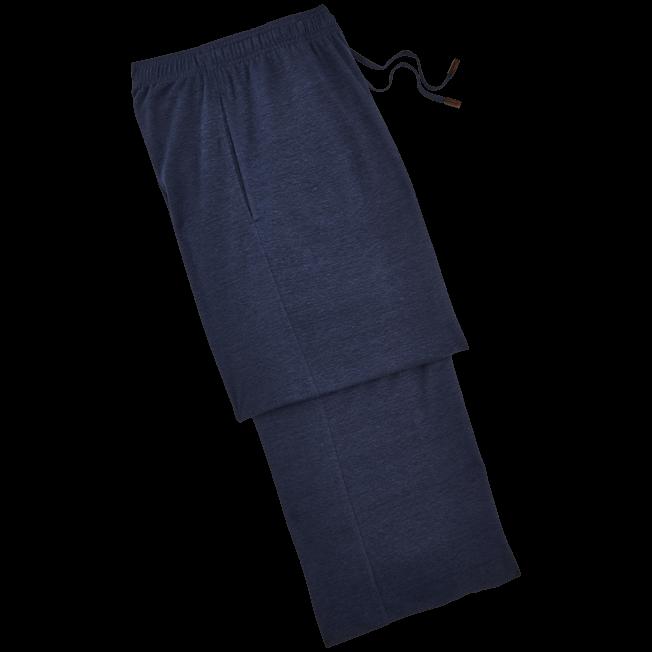Vilebrequin - Pantalon Jersey Lin Uni - 1