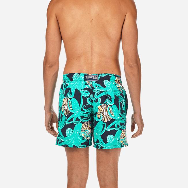 Vilebrequin - Bañador con estampado Octopussy et Coquillages - 6