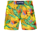 Boys Others Printed - Boys Swim Trunks Go Bananas, Curry back