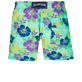 Boys Others Printed - Boys Swim Trunks Tropical turtles, Cardamom back