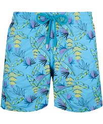 Men Classic Embroidered - Men Swim Trunks Embroidered Go Bananas - Limited Edition, Jaipuy front