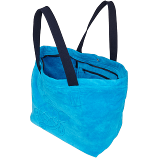 Others Solid - Unisex Large Beach Bag Solid, Hawaii blue supp1