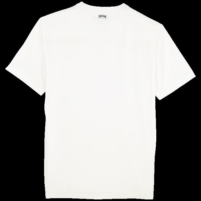 Vilebrequin - T-shirt en Jersey de Coton Pima Homme Uni - 2