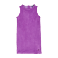 Girls Others Uni - Girls Terry Cloth Dress, Orchid front