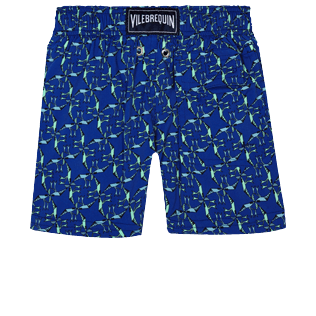 男童 Others 印制 - Boys Swimwear Stretch Nataraja, Batik blue back
