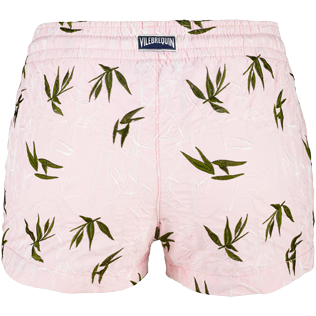 Women Others Embroidered - Women Shortie Embroidered Bamboo Song, Peony back
