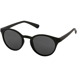 Andere Uni - Unisex Solid Sonnenbrille, Pepper back