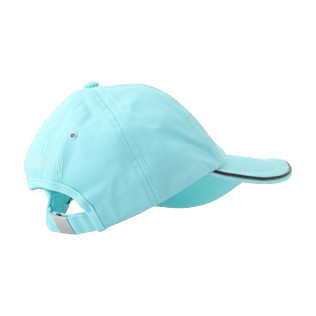 Others Solid - Kids Cap Solid, Aquamarine back