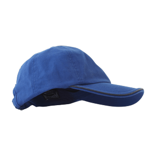 Others Solid - Kids Cap Solid, Sea blue front