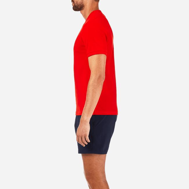 Vilebrequin - Camiseta en piqué de algodón liso - 7
