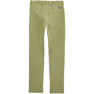 Men Others Solid - Men Chino Pants, Fern back