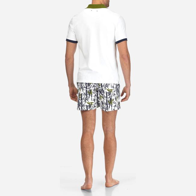Vilebrequin - Polo en Piqué de Coton Homme Multicolore - 4