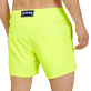 Men Flat belts Solid - Men Swimwear Short Flat Belt Stretch Prince de Galles, Neon yellow supp1
