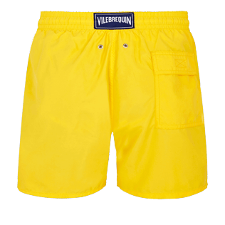 Men Classic Solid - Men swimtrunks Solid, Citron back